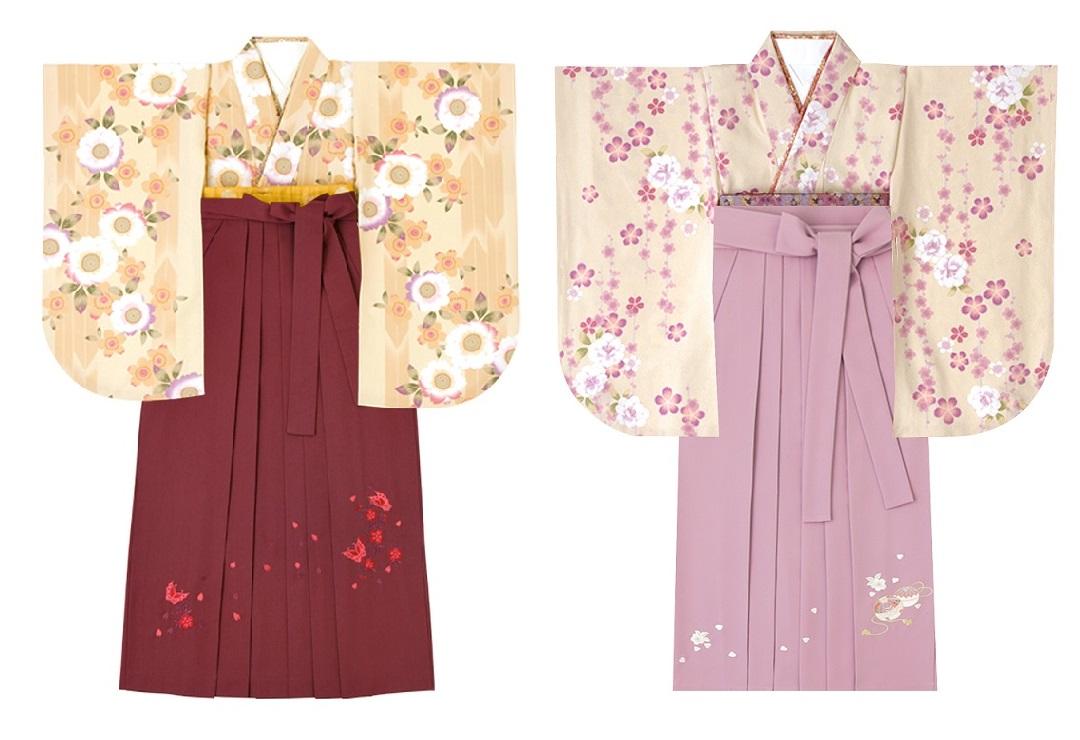 袴スタイル2017年トレンド01