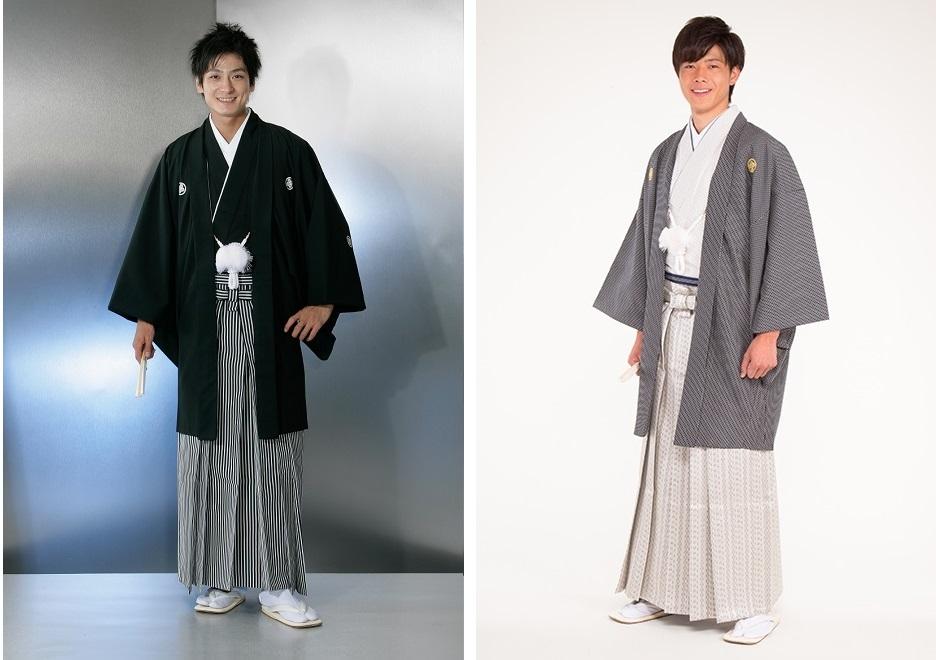 男子の卒業袴。着用する前に知っておきたいアレコレ   卒業はかまレンタル 袴美人.com