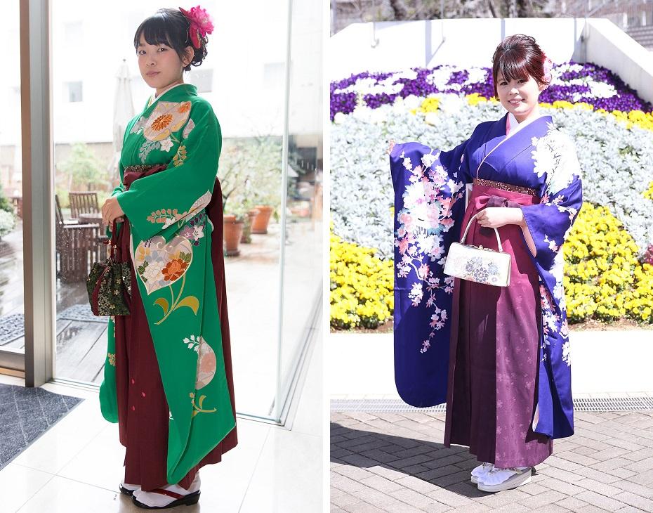 中振袖の袴スタイル04