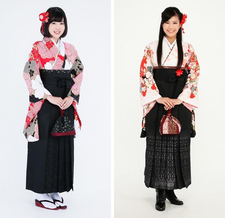 黒系の袴01