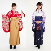なりたいイメージに合わせた袴の色