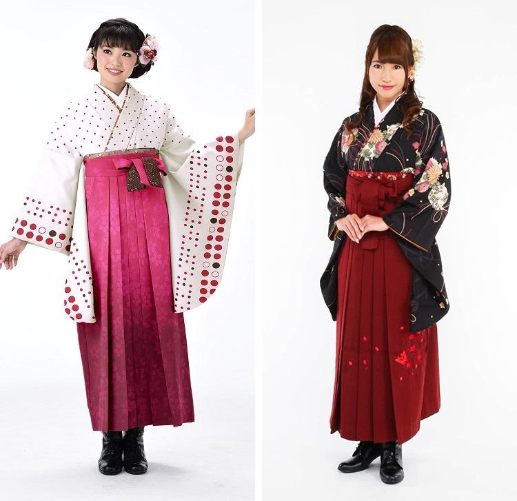 赤系の袴01