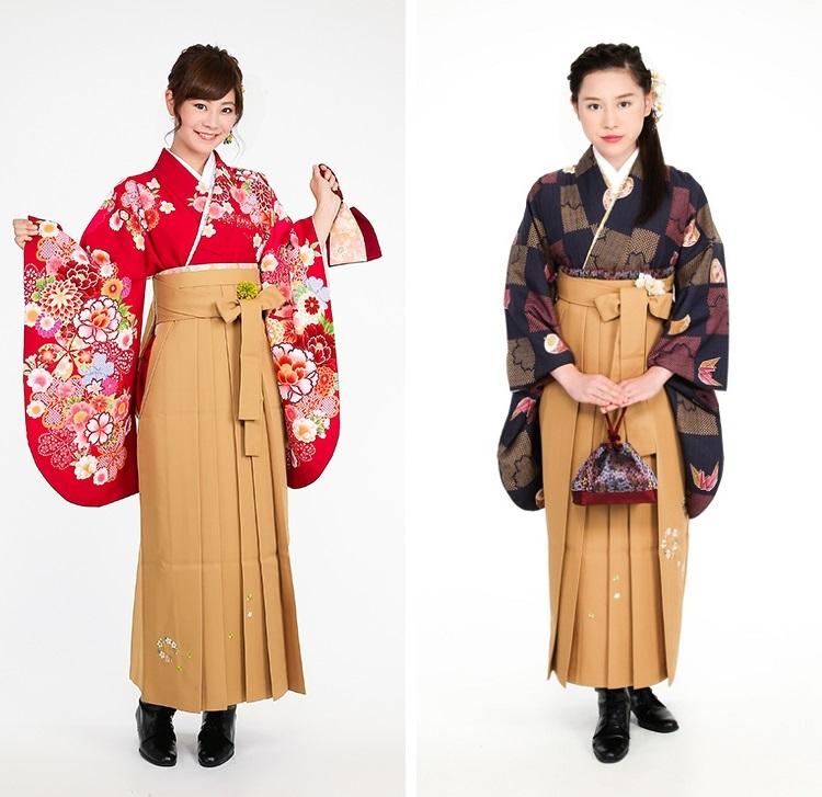 黄系の袴01