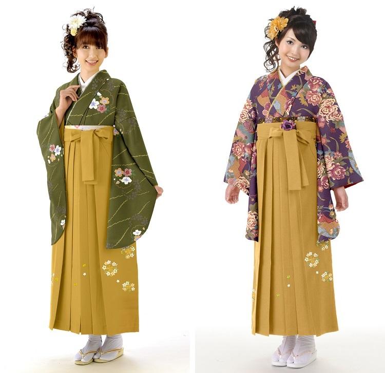 黄系の袴02